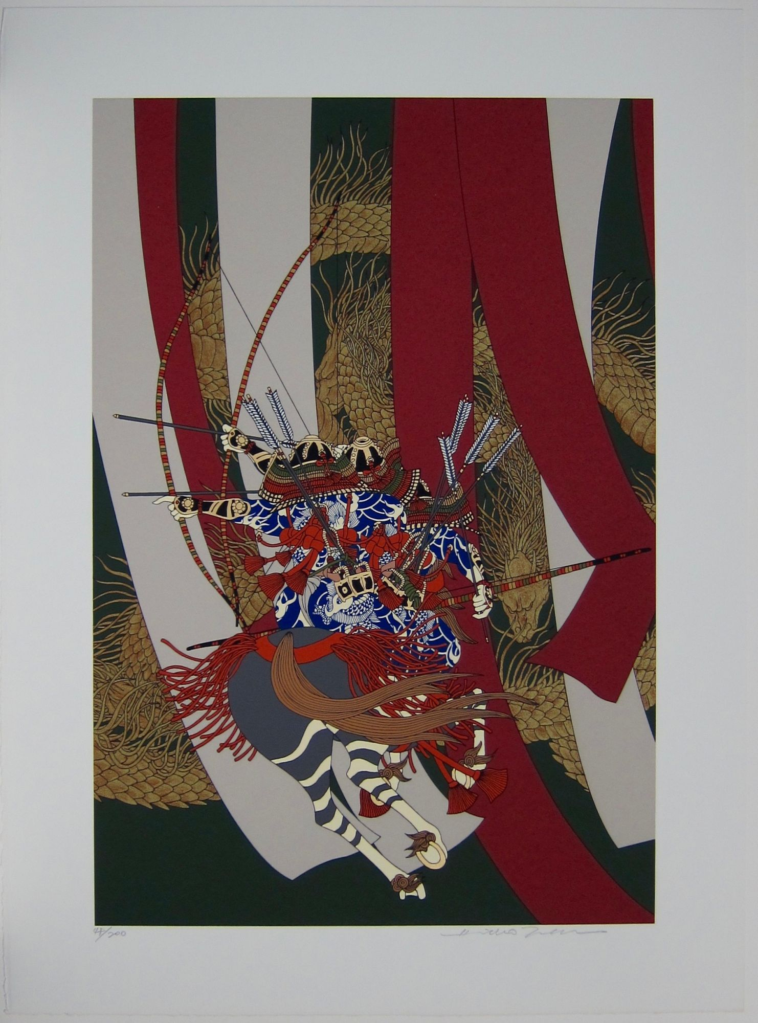 Genpei No. 1 - Strong Bow of Minamoto Tametomo
